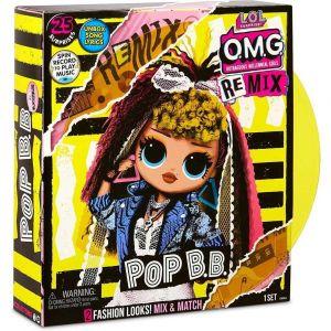 Lol Surprise Omg New Remix Boneca Pop B.B. Candide