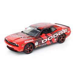 Miniatura Dodge Challenger Drift Car 2010 1:18 Highway 61 Collectibles