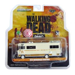 Miniatura Trailer The Walking Dead 1973 1:64 Greenlight