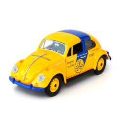 Miniatura Volkswagen Fusca 1967 Telesp 1:24 California Collectibles