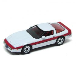 Miniatura Chevrolet Corvette C4 1984 The A-Team 1:43 Greenlight