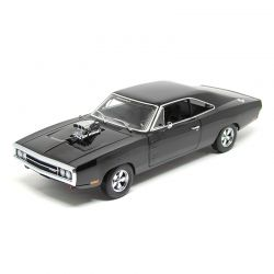 Miniatura Dodge Charger 1970 Artisan Collection Fast & Furious 1:18 Greenlight