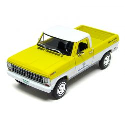 Miniatura Ford F-100 Pick Up 1968 Michelin 1:24 Greenlight