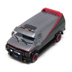 Miniatura GMC Vandura Esquadrão Classe A 1983 The A-Team 1:43 Greenlight