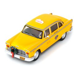 Checker Taxi 1978  Scrooged Os Fantasmas 1:43 Greenlight