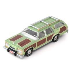 Vacation Wagon Queen Family Truckster 1979 1:43 Greenlight