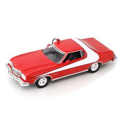 Miniatura Ford Gran Torino Starsky & Hutch 1976 1:43 Greenlight