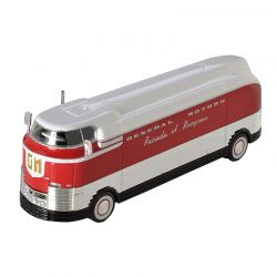 Miniatura Gm Bus Futurline Parade Of Progress 1940 1:64 Greenlight