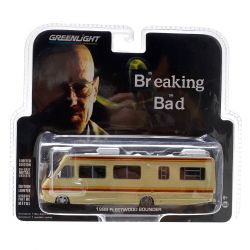 Miniatura Trailer Breaking Bad 1986 1:64 Greenlight