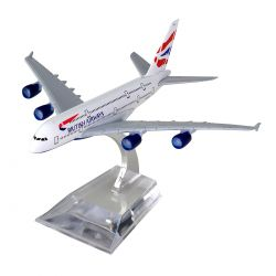 Miniatura Boeing 747 British Airways 15 Cm Hb Company