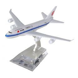 Miniatura Boeing 747 Air China 15 Cm Hb Company