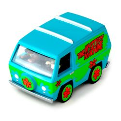 Miniatura Carro do Scooby Doo The Mystery Machine 1:50 Hot Wheels