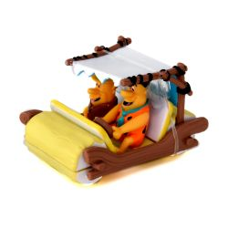 Miniatura Carro Dos Flinstones 1:50 Hot Wheels