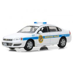 Miniatura Impala 2010 Hawaii Five-0 Honolulu Police 1:43 Greenlight