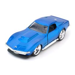 Miniatura Corvette Stingray Zl 1 1969 1:32 Big Time Jada Toys