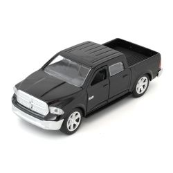 Miniatura Dodge Ram 1500 2013 Preto 1:32 Just Trucks Jada Toys