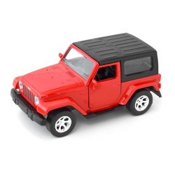 Miniatura Jeep Wrangler 2014 1:32 Just Trucks Jada Toys