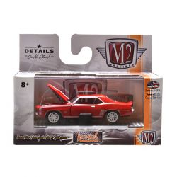 Miniatura Chevrolet Camaro SS/RS 1969 (16-18) 1:64 M2 Machines