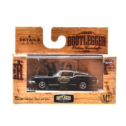 Miniatura Ford Mustang Cobra Jet 1968 (16-30) 1:64 M2 Machines