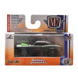 Miniatura Mercury Cougar Eliminator 1970 (16-06) 1:64 M2 Machines