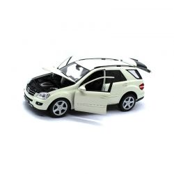 Miniatura Mercedes-Benz ML 1:18 Welly