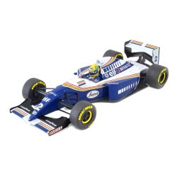 Miniatura Williams Renault FW16 Ayrton Senna 1994 1:18 Minichamps