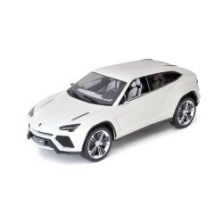 Miniatura Lamborghini Urus 2012 Branca 1:18 Model Car Group