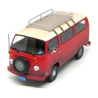Miniatura Volkswagen Kombi 1973 Type 2 Field Of Dreams 1:24 Greenlight