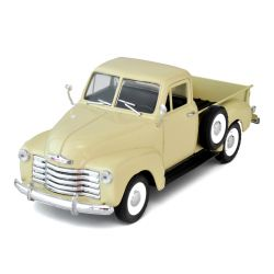 Miniatura Chevrolet 3100 Pick Up 1953 1:24 Welly