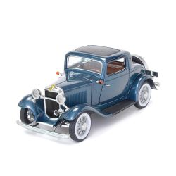 Miniatura Ford 3 Window Coupe 1932 1:18 Yat Ming