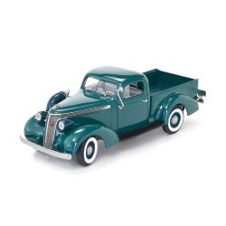 Miniatura Studebaker Coupe Express Pick Up 1937 Verde 1:18 Yat Ming