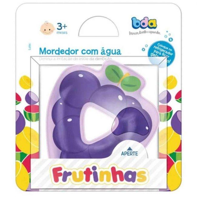 Mordedor com Água Frutinhas Uva Toyster