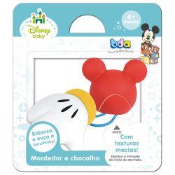 Mordedor e Chocalho Disney Baby Bda - Toyster