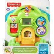 Painel de Atividades Novos Sons Divertidos Casa da Árvore Fisher-Price Mattel