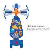 Patinete Infantil Power Game Freio Traseiro Suporta 40kg Bandeirante