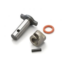 Peça Kyosho 74016-08-2 Gxr15/Gxr18 Eixo Partida Manual Start Shaft