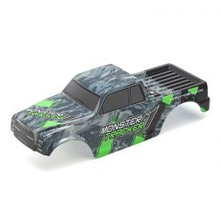Peça Kyosho Ezb001G Body Green Monster Tracker
