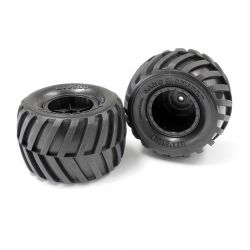 Peça Kyosho Ezt001 Tire & Wheel Set Monster Tracker