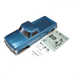 Bolha Carroceria Kyosho Mab404 Mad Crusher Ve Pintada Azul