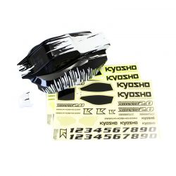 Peça Kyosho Trb501Vt1 Print Body Set Dbx Ve 2.0 T1