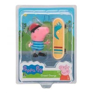 Peppa Pig Mini Figura com Acessórios George Radical Sunny