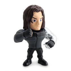 Boneco Soldado Invernal Vingadores Marvel 10 Cm Metals Die Cast Jada Toys