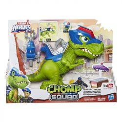 Playskool Heroes Dinossauro Chomp Squad Policissauro Hasbro