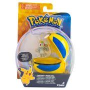 Pokémon e Pokébola Machop Bola Rápida - Sunny