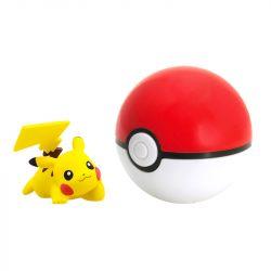 Pokémon e Pokébola Pikachu - Sunny