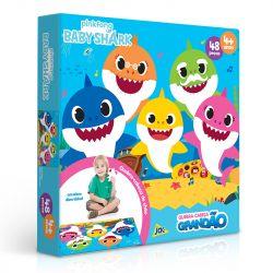 Quebra Cabeça Grandão 48 Peças Baby Shark Pinkfong - Toyster
