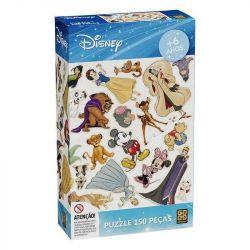 Quebra Cabeça Puzzle 150 Peças Disney Grow