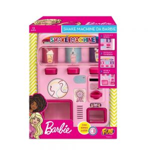 Shake Machine com Som e Luz da Barbie Fun