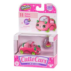 Shopkins Cutie Cars 1 Carro 1 Mini Shopkin Dtc