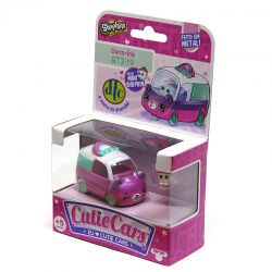 Shopkins Cutie Cars 1 Carro Carro-Íris 1 Mini Shopkin Dtc